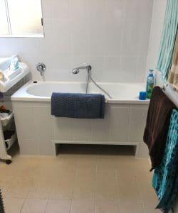 bath partial hoist