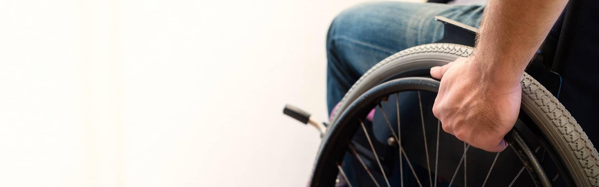 Blog Banner Wheelchair