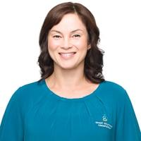 staff member Karen